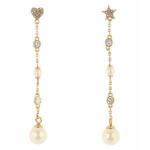 kate spade grandmas closet linear drop earrings